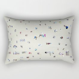 Bathing Beauties Rectangular Pillow