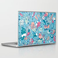 bubble Laptop & iPad Skins featuring bubble by Anukun Hamala (NHD)
