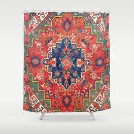 Alpan Kuba East Caucasus Rug Print Shower Curtain