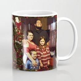 Funny Family Christmas Photo Coffee Mug