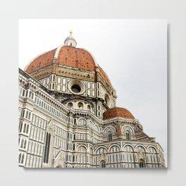 Basilica Santa Maria Del Fiore Duomo Metal Print