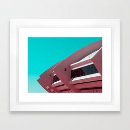Surreal Montreal 1 Framed Art Print