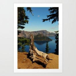 Carter Lake Serenity Art Print
