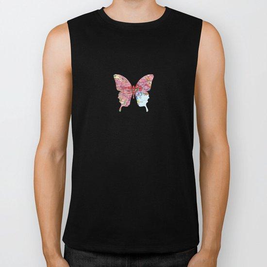 papillon - tokio Biker Tank