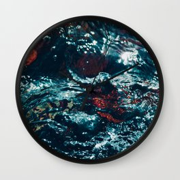 Molton | Musical Crime Productions | River Photography Wall Clock