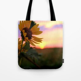 And The Sun Will Shine Tote Bag