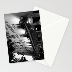 B&W Chez Eugene Stationery Cards