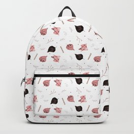 pinky fall Backpack