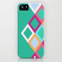 Losange iPhone Case