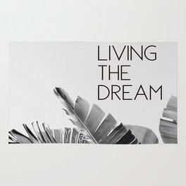 Living The Dream Rug