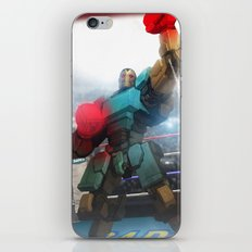 Mecha series // Balrog  iPhone & iPod Skin