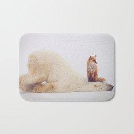Foxy takedown Bath Mat
