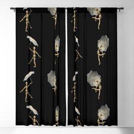 Umbrella Dance Blackout Curtain