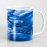 titan Mugs featuring Titan by Brian Raggatt