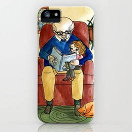Story Time iPhone Case