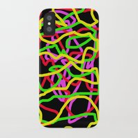 neon iPhone & iPod Cases featuring Neon by Vitta