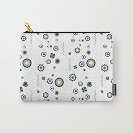 Julie pattern Carry-All Pouch