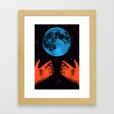 Come Unto Thee Framed Art Print