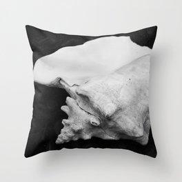 Shell No.4 Throw Pillow