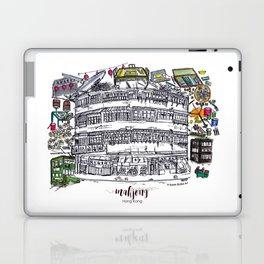 Mahjong in Hong Kong Laptop & iPad Skin