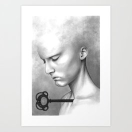 AMANTE #2 Art Print