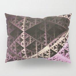 Pastel Pyramidz Pillow Sham