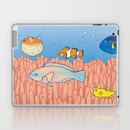 Fish Day Laptop & iPad Skin