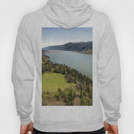 Columbia River Gorge Washington Hoody