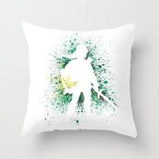 The Legend of Zelda - Link Throw Pillow