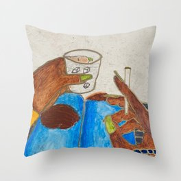 039 Throw Pillow