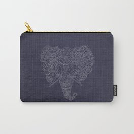 Sugar Elephant Carry-All Pouch