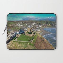 Criccieth Castle Laptop Sleeve