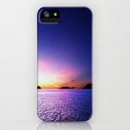 Whitsundays Sunset  iPhone Case
