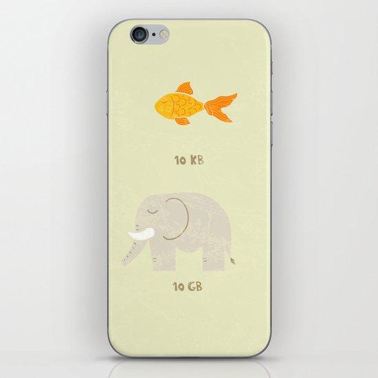 Raminals iPhone & iPod Skin