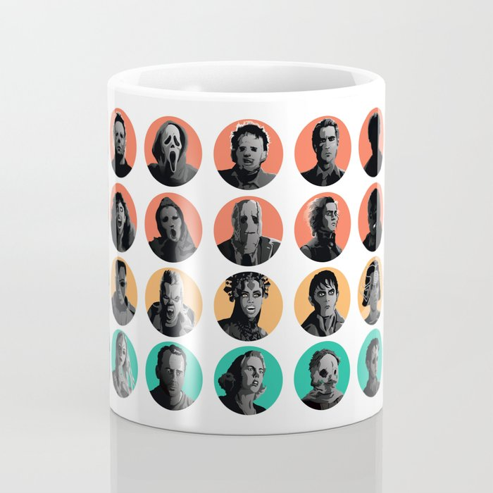 Oh, the Horror! Coffee Mug