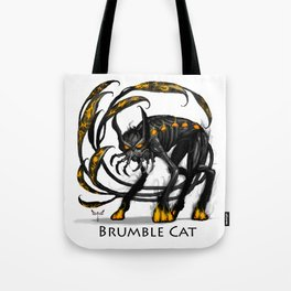 Brumble Cat Tote Bag