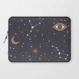 Mystical Galaxy Laptop Sleeve