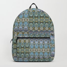 Colorful Luxury Ornate Pattern Backpack