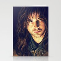 kili Stationery Cards featuring kili portrait by Ronnie