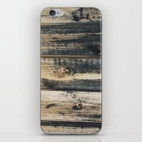 woody iPhone & iPod Skins featuring Woody by Sproot