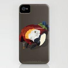 Macaw Slim Case iPhone (4, 4s)