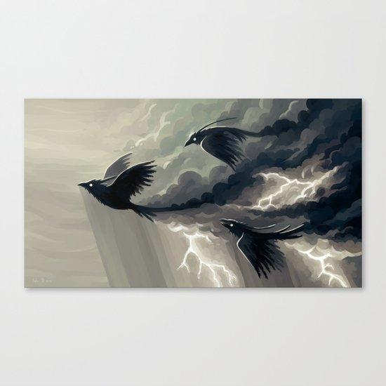 Stormbringers Canvas Print