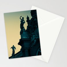 Rooftops Stationery Cards