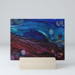 Mae Mini Art Print