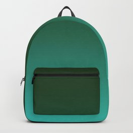 SHADOWS AND COUNTERPARTS - Minimal Plain Soft Mood Color Blend Prints Backpack