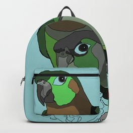 Mertie and Gertie Backpack