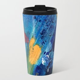 Views of Rainbow Coral, Tiny World Collection Travel Mug