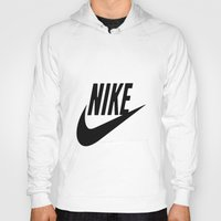 nike Hoodies featuring NIKE by I Love Decor