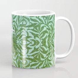Tropical Winter, Green Jade Coffee Mug
