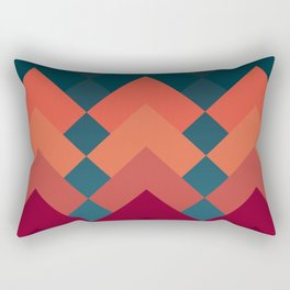 Bold Liner Rectangular Pillow